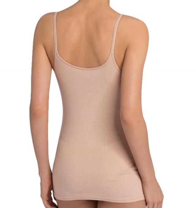 Купить Майка Triumph Katia Basics Cotton Shirt 01 бежевый распродажа сток Киев Украина