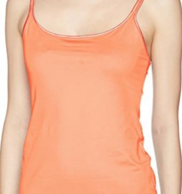 Купить Майка корректирующая Triumph Be Pure Shirt 01 Оранжевый распродажа сток Киев Украина