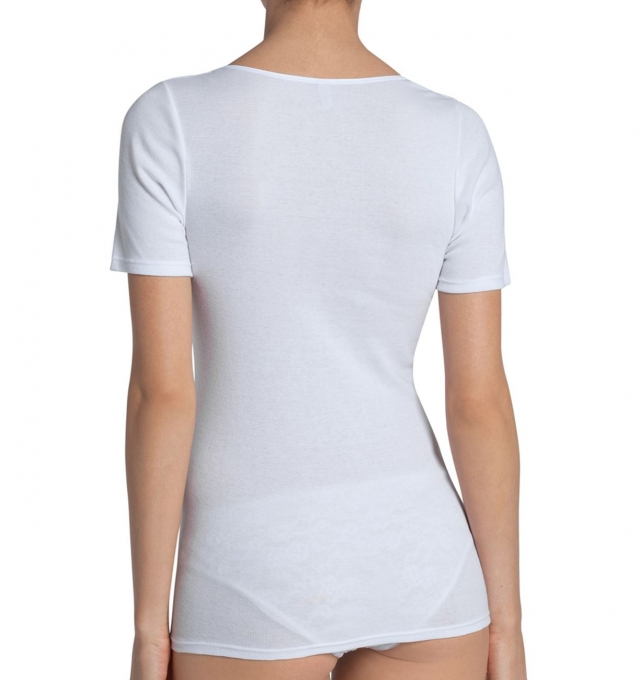 Купить Майка Triumph Yselle Basics Shirt 03 белый распродажа сток Киев Украина