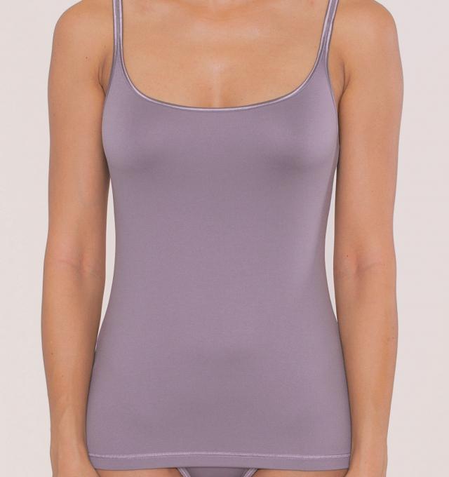 Купить Майка корректирующая Triumph Be Pure Shirt 01 серый распродажа сток Киев Украина