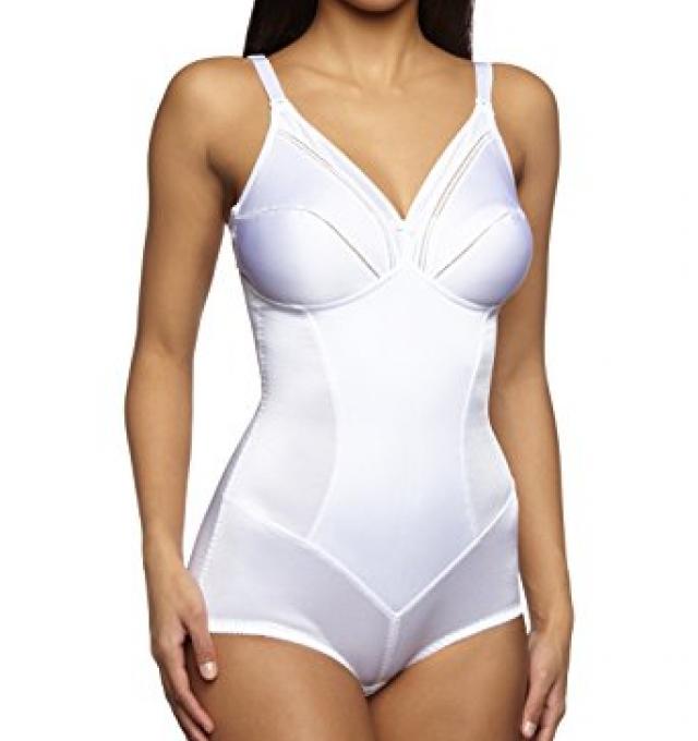 Купить Боди Triumph Elegant Cotton BS белый распродажа сток Киев Украина