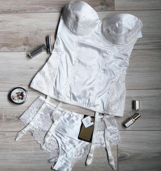 Купить  Корсет Sassa 1450-4034 белый распродажа сток Киев Украина
