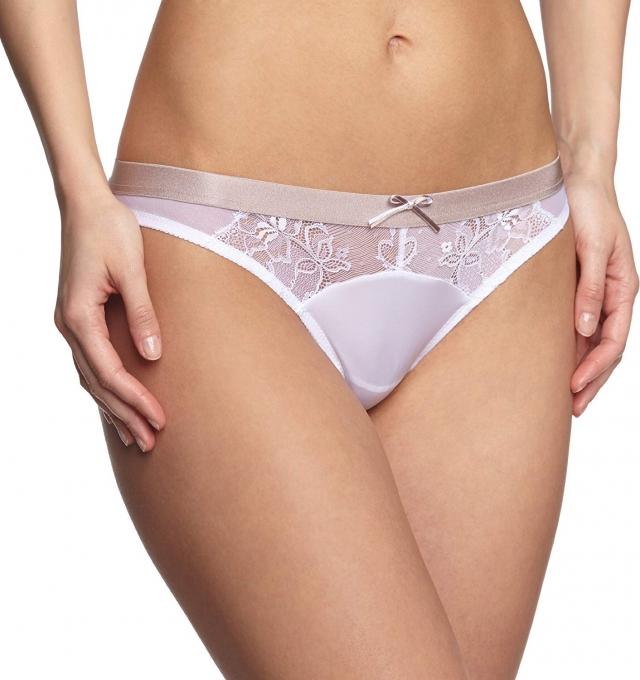 Купить Трусики Triumph Beauty Full Icon String Белый распродажа сток Киев Украина