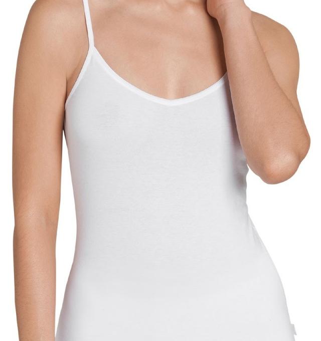 Купить Майка Triumph Sloggi EverNew Shirt белый распродажа сток Киев Украина