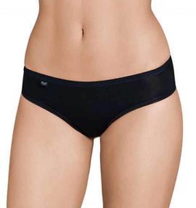 Купить Трусики Triumph Sloggi EverNew Brazil Panty Черный распродажа сток Киев Украина